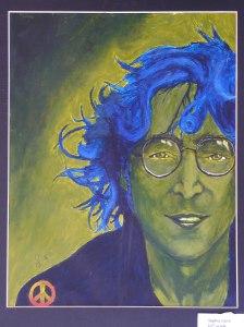 Art 1 Analogous Musician Portrait