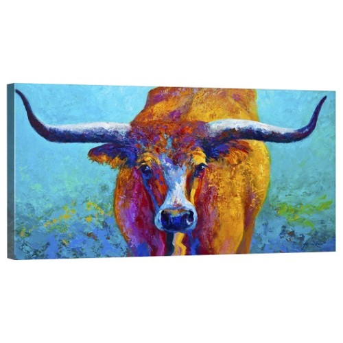 wide-spread-texas-longhorn-by-marion-rose-painting-print-on-wrapped-canvas-1172041_